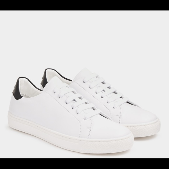 Anya Hindmarch lace-up Eyes sneakers